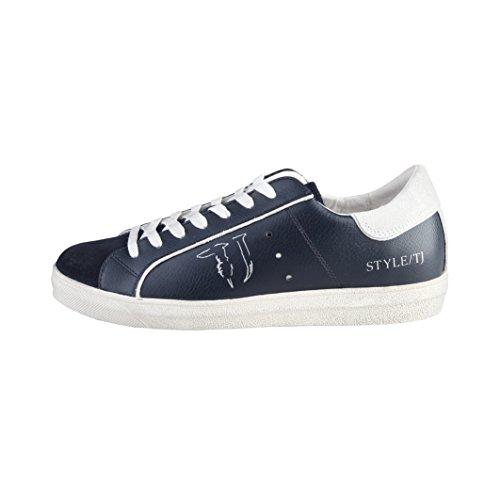 sneakers scarpe Trussardi 77S040_48_BLU Blu