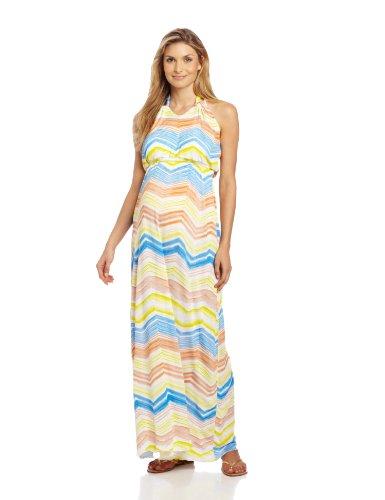 Everly Grey Women's Maternity  Harmony Maxi Dress