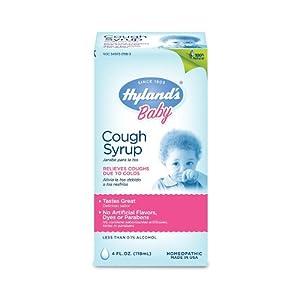 Hylands - Nighttime Cold 'N Cough 4 Kids - 4 oz.