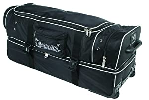Diamond Wheeled Deluxe Umpire's Gear Bag
