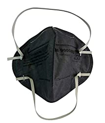3M 9000ING Antipollution Bike/Scooter Riding Respirator, Pack of 10