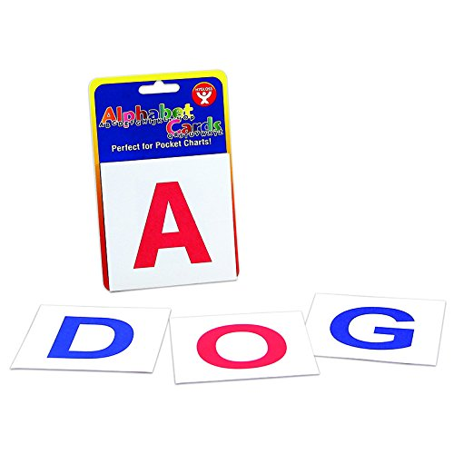 ALPHABET CARDS SET OF 30 - 1