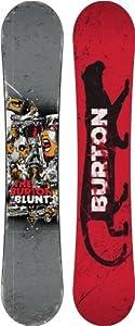 Burton Blunt Restricted Snowboard Restricted Logo 151