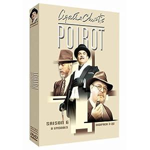 Hercule Poirot : L'intégrale saison 6 - Coffret 4 DVD