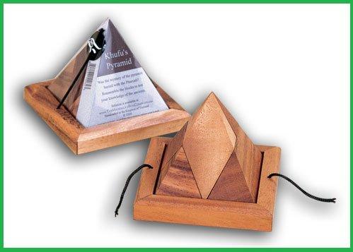 Cheap Fun Nogglers NG-025 4 Inch Khufu's Pyramid (B001KW26KO)