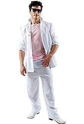 "Adult ""Sonny"" Crockett (Miami Vice) Halloween Costume"