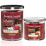 Yankee Candle Multi Wick Candle - Cranberry Chutney - Medium - 12.5oz