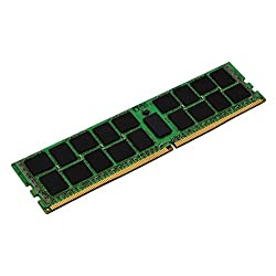 Kingston Technology 16GB DDR4-2400MHz Reg ECC Single Rank Memory for Select HP/Compaq Servers (KTH-PL424S/16G)