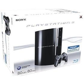 PlayStation 3 - Konsole 80 GB inkl. Dual Shock 3 Wireless Controller