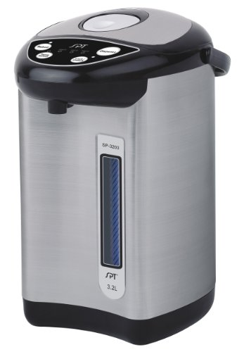 Spt 3.2-Liter Stainless with Multi-Temp Feature (Electric Tea Kettle Multi Temp compare prices)