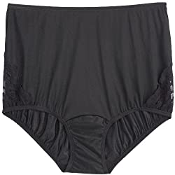 Vanity Fair Women's Perfectly Yours Lace Nouveau Brief Panties