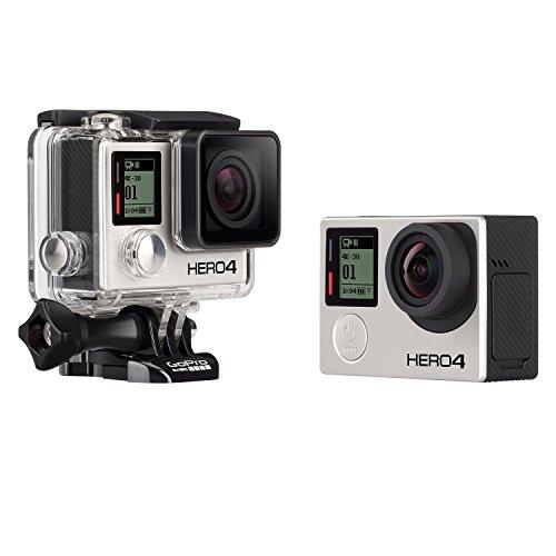 【国内正規品】GoPro ウェアラブルカメラ HERO4 ブラックエディション アドベンチャー CHDHX-401-JP