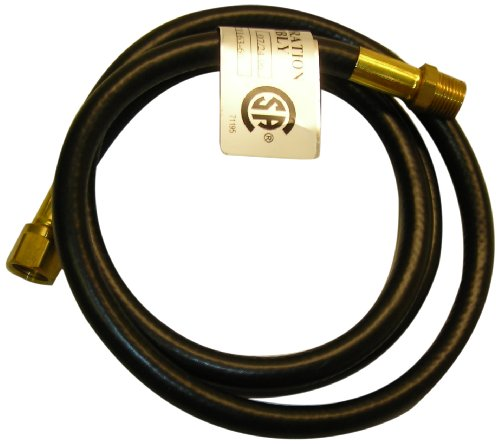 Mr. Heater 5 Foot Propane Hose Assembly (Propane Heater Regulator And Hose compare prices)