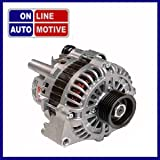 Skoda Superb 1.9D Apr/2002>Jul/2008 TorqueX Alternator