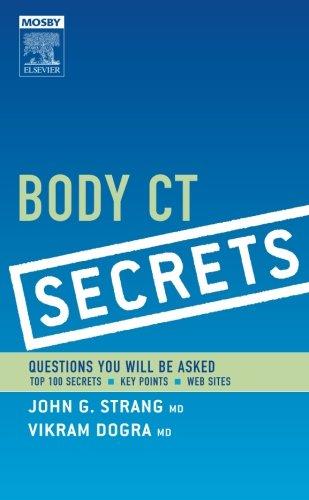 Body Ct Secrets, 1E