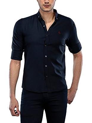 Philip Loren Camisa Hombre (Azul Oscuro)
