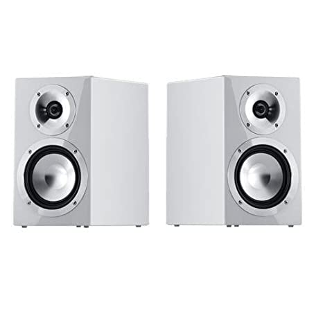 Canton 02672 Enceinte pour MP3 & Ipod Blanc