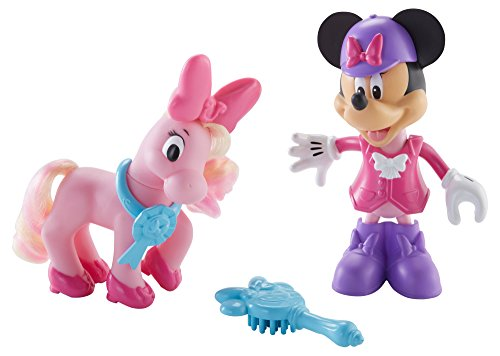Fisher-Price Disney Minnie Mouse Pony Fashion Show Playset