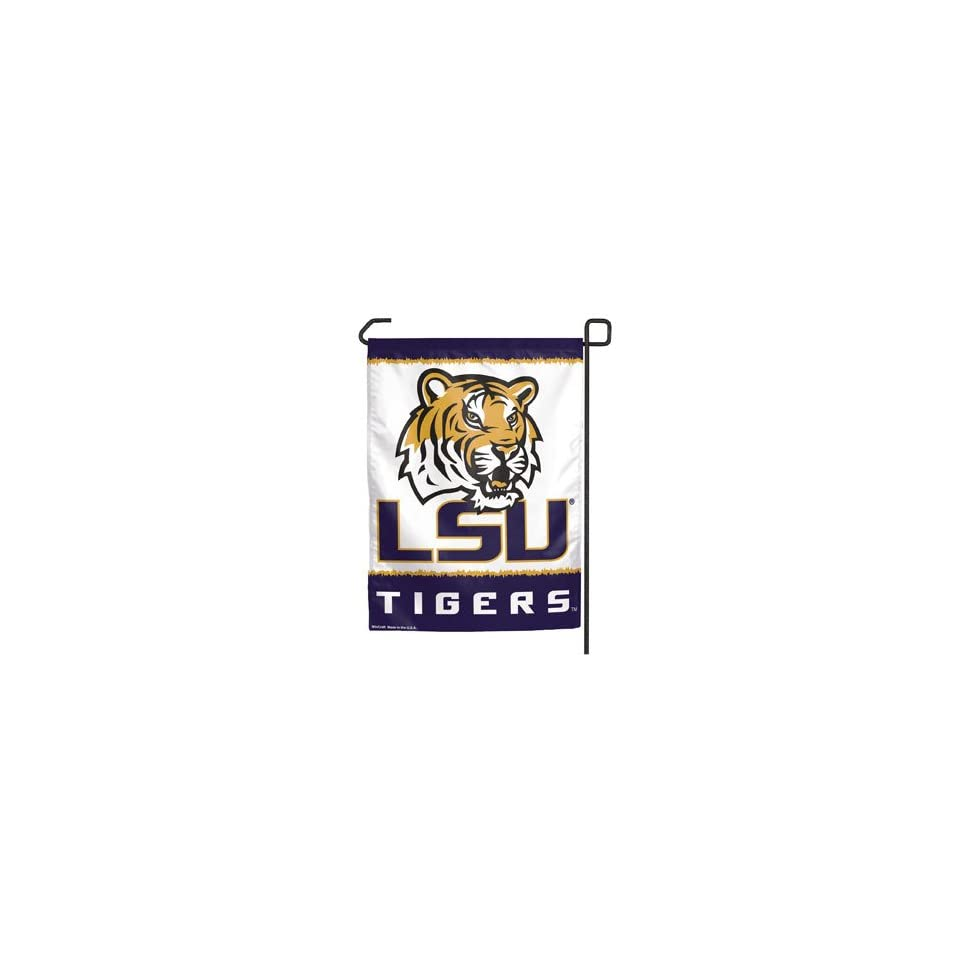 Ncaa Lsu College Football Garden Flag Party Decorations On Popscreen