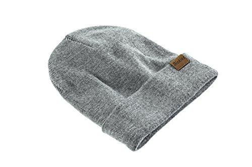 Dickies - Streetwear Cap Alaska, Paraorecchie Uomo, Grigio (Grey Melange), Taglia unica (Taglia Produttore: One Size)