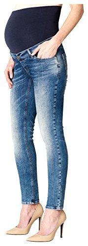 ESPRIT Maternity Donna Slim Cerimonie Jeans OTB - Stonewash, 42W / 34L