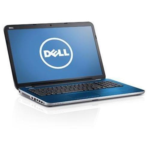 Inspiron 17.3 HD+ Notebook Computer, AMD Quad-Pith A8-5545M 1.7GHz, 8GB RAM, 1TB HDD, Windows 8.1, Indigo Unhappy
