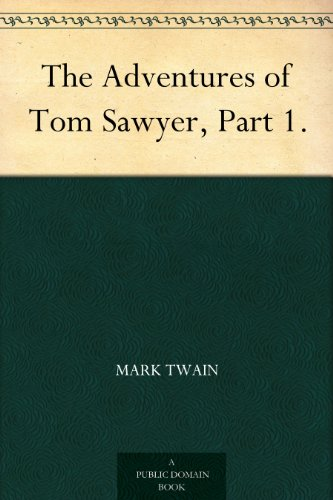 tom sawyer 1 4 mark twain essay The adventures of tom sawyer: february 17, 1992 english: book report 7-k i introduction a the adventures of tom sawyer, by mark twain b this type of book is.