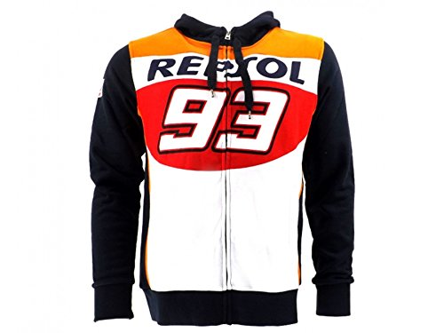 repsol-marc-marquez-2015-sweat-shirt-multicolore-xl