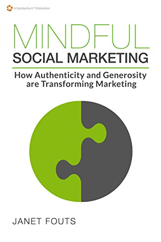 Mindful Social Marketing by Janet Fouts ebook deal