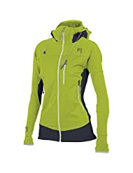 Karpos Horizon Lady Jacket Green-Black