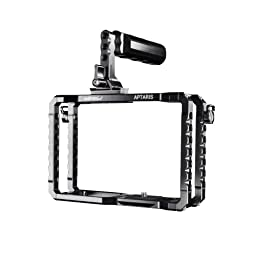 Walimex Pro 19883 Aptaris Light Weight Cage for Olympus OM-D E-M5 (Black)