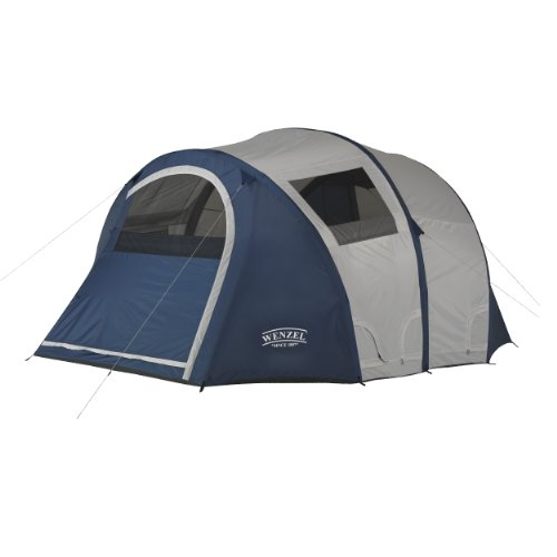 Wenzel Vortex 11X9-Feet Six-Person Airpitch Tent back-566996