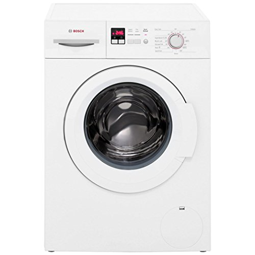 Bosch Serie 4 Washing Machine - Freestanding - WAK28161GB - White