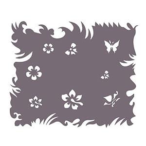 pochoir pour ongles. Black Bedroom Furniture Sets. Home Design Ideas