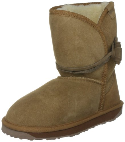 Emu Women's Temora Lo Chestnut Pull On Boots