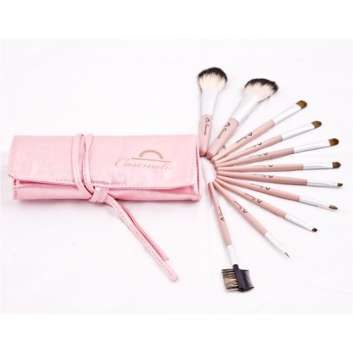 11 PCS MAKEUP BRUSH PINK - 11811