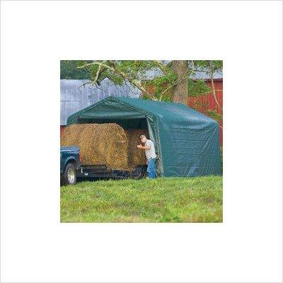 ShelterLogic 12 x 20 x 8-Feet Peak Style Hay