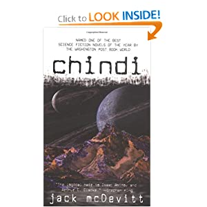 Chindi by Jack McDevitt