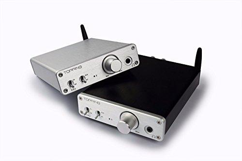 TOPPING VX3 デジタルのHi-FiのパワーステレオアンプワイヤレスBluetooth4.02*35ワット (白 White)