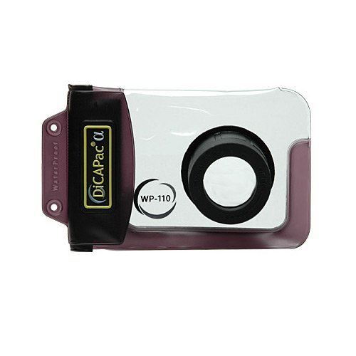 DiCAPac WP-110 Underwater Housing Case for Pentax