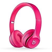【国内正規品】Beats by Dr.Dre Solo2 密閉型オンイヤーヘッドホン ピンク BT ON SOLO2 PNK