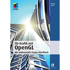 eBook Cover für  3D Grafik mit OpenGL Das umfassende Praxis Handbuch