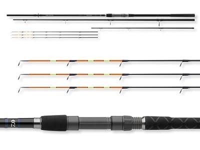 Daiwa Team Daiwa Heavy Feeder 3+3 parts, max.150g - Feeder rod
