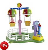 "Character Options 04614 - Peppa Pig set da gioco Deluxe ""Giro in mongolfiera"""