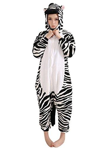 Cosplay Halloween Costume Attrezzatura_Zebra_M