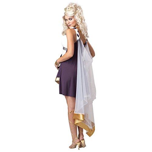 [GSG Venus Goddess of Love Costume Adult Greek Roman Mythology Halloween Dress] (Honey Monster Costume Xl)
