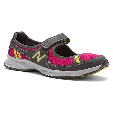 New Balance New Balance Women's ww515GP Gray/Purple MaryJane 7B