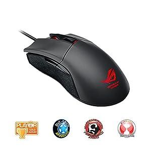 Asus Rog Gladius Gaming Mouse - Black