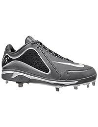 Nike Swingman Mvp Grey White (Size 10.5) 535837-015