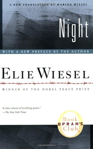 night elie wiesel essays